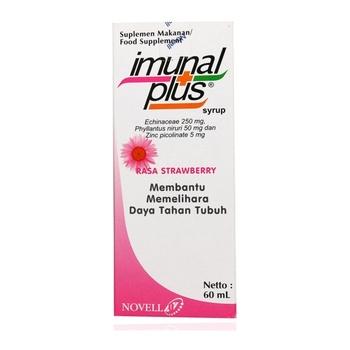 Imunal Plus Sirup 60 ml harga terbaik