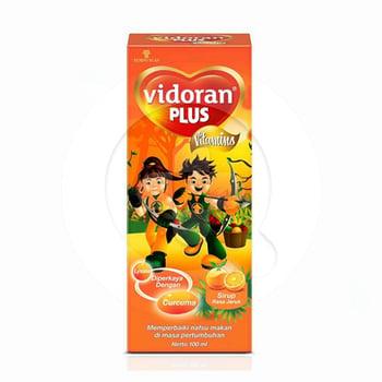 Vidoran Plus Sirup 100 ml harga terbaik 13261