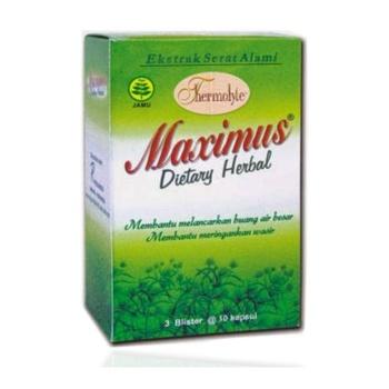 Thermolyte Maximus Kapsul  harga terbaik 48540