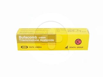 Bufacomb krim adalah obat untuk membantu mengatasi seriawan atau luka pada bagian bibir dan mulut
