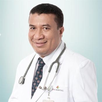Ifael Yerosias Mauleti, Sp.Pd Kpti, Finasim