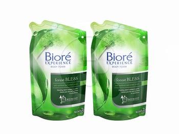 BIORE Body Foam Forest Bless 425 mL Twinpack harga terbaik 61000