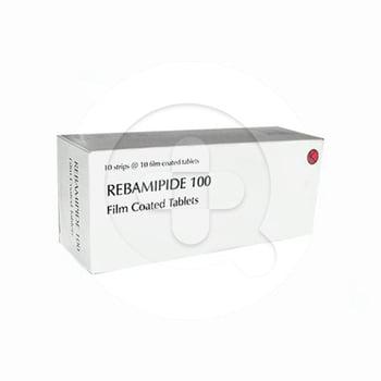 Rebamipide tablet adalah obat yang dapat mengobati radang usus dan radang lambung