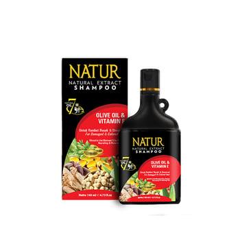Natur Shampoo Olive Oil 140 mL
