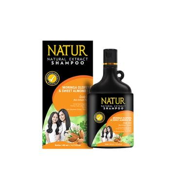 Natur Shampoo Moringa 140 mL