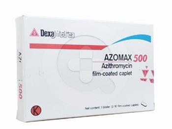 Azomax Kaplet 500 mg  harga terbaik