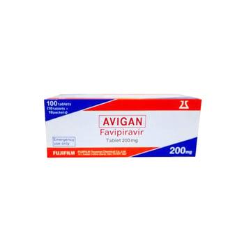 Avigan Tablet adalah obat untuk digunakan untuk membantu mengatasi infeksi karena infeksi influenza.