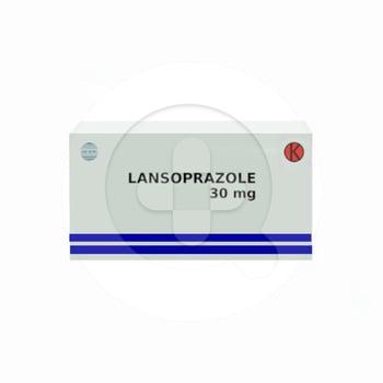 Lansoprazole Kapsul 30 mg harga terbaik 6365