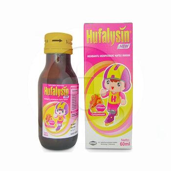 Hufalysin New Sirup 60 ml harga terbaik 13401