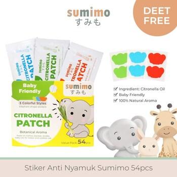 Sumimo Sticker Anti Nyamuk  harga terbaik 118000