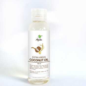 Aquila Extra Virgin Coconut Oil 100 ml harga terbaik 50000