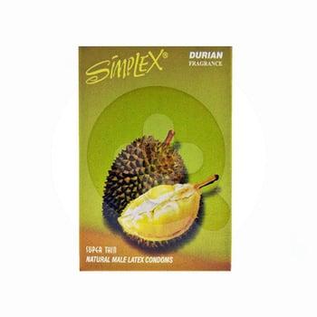 Simplex Kondom Durian Fragrance  harga terbaik
