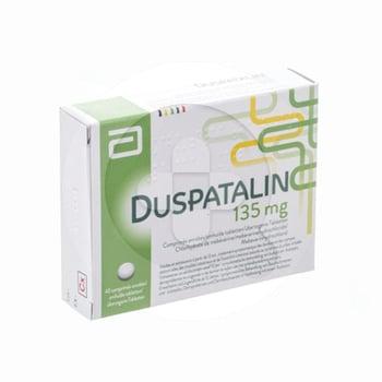 Duspatalin tablet digunakan untuk mengatasi kram pada saluran pencernaan.