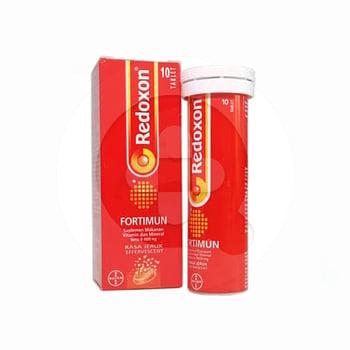 Redoxon Fortimun Tablet Effervescent Rasa Jeruk  harga terbaik
