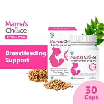 Mama's Choice Breastfeeding Support Kapsul  harga terbaik 109000