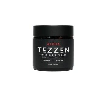 Tezzen Alpha Activated Charcoal Pomade 100 g harga terbaik