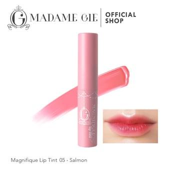 Madame Gie Magnifique Lip Tint 05 - Salmon harga terbaik 23000