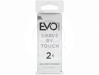 Evoshave Cartridge Pack   Refill Pisau Cukur Isi 2 Pcs harga terbaik 24000