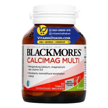 Blackmores Calcimag Multi digunakan untuk memelihara kesehatan tulang