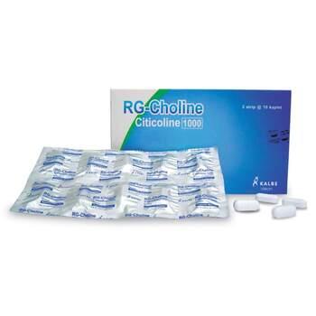 RG-Choline Tablet 1000 mg  harga terbaik 627000