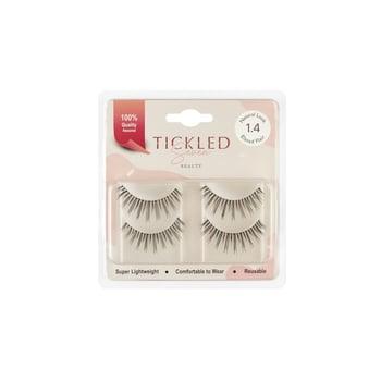 Tickled Seven - Twin Pack Eyelashes Elated Flair 1.4 harga terbaik