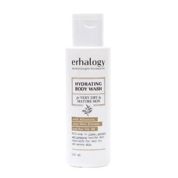 erhalogy Hydrating Body Wash 100ml harga terbaik 99999
