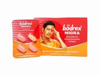 Bodrex Migra Kaplet  harga terbaik 53544