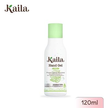 Kaila Hand Gel Fresh 120 ml harga terbaik