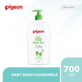 Pigeon Baby Wash Chamomile 700 mL harga terbaik 75000