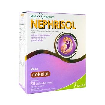 Nephrisol Coklat 201 g harga terbaik 69000