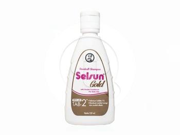 Selsun Gold Shampoo 120 ml harga terbaik 52364