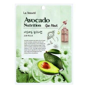 La Beaute Avocado Nutrition Spa Mask 25 g harga terbaik 12900