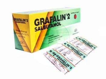 Salbutamol Graha Farma Tablet 2 mg  harga terbaik