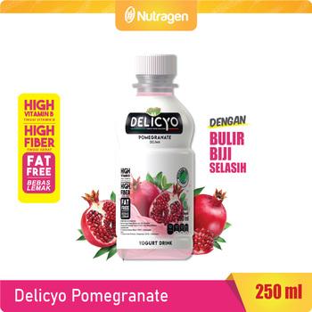 Delicyo Pomegranate harga terbaik 10500