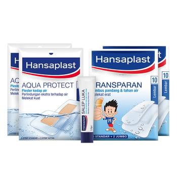 Hansaplast Favourite Package harga terbaik 77500