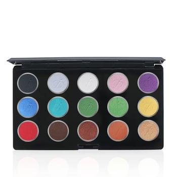 Inez Color Contour Plus Palette Eyeshadow - Profesional harga terbaik