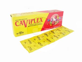 vitamin Caviplex Kaplet