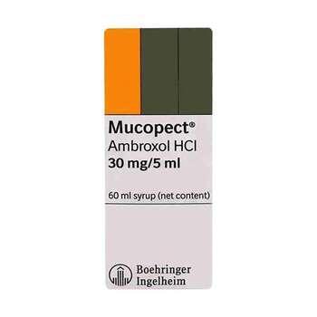 Mucopect Forte sirup obat untuk mengencerkan dahak sehingga lebih mudah dikeluarkan
