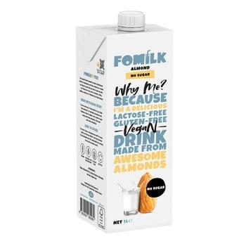Fomilk Susu Almond No Sugar Vegan Drink  harga terbaik 80800
