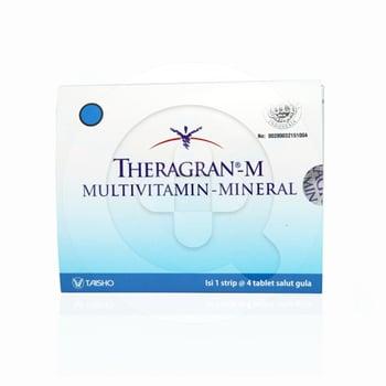 Theragran M Tablet  harga terbaik 20817