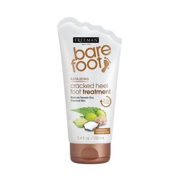 Freeman Bare Foot Repairing Cracked Heels Neem Oil & Shea Butter Foot Treatment 100 ml harga terbaik 94600