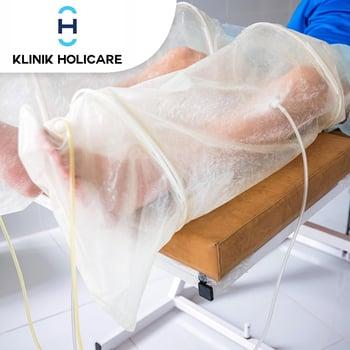 Terapi Ozon Kantong di Klinik Holicare