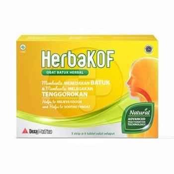 Herbakof Tablet  harga terbaik 25020