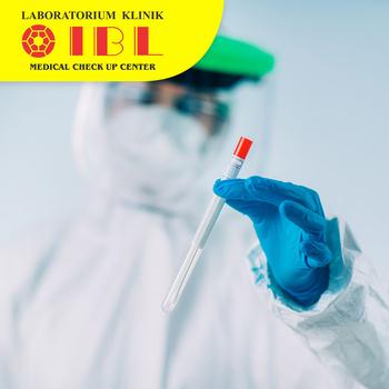 Swab Test Antigen COVID 19 di Laboratorium Klinik IBL, Semarang, Jawa Tengah seharga Rp 200.000