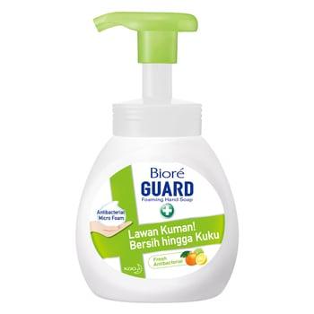 BIORE Hand Soap Fresh Antibacterial 250 mL harga terbaik 27300