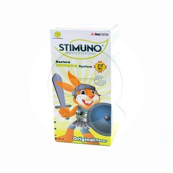 Stimuno Original Sirup 100 mL harga terbaik 40533