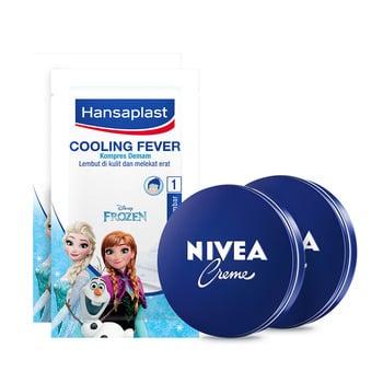 NIVEA x Hansaplast Touch and Care Kit - Frozen harga terbaik