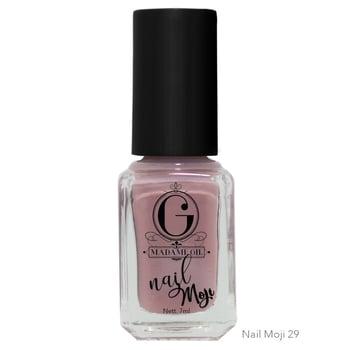 Madame Gie Nail Moji 29 Blushing harga terbaik 7200
