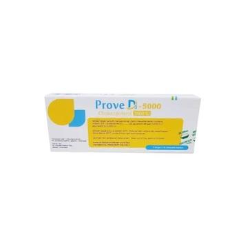 Prove D3-5000 IU tablet adalah suplemen untuk memenuhi kebutuhan vitamin D dalam tubuh