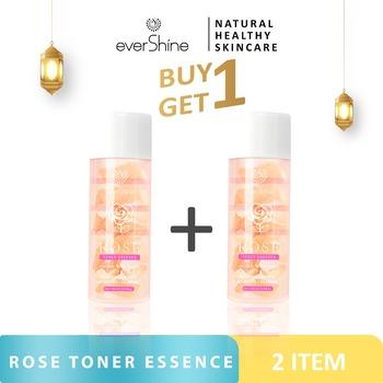 Buy 1 Get 1 Evershine Rose Toner Essence 100 ml harga terbaik 157000